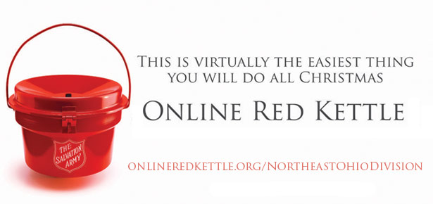 Help Fill Our Online Red Kettle